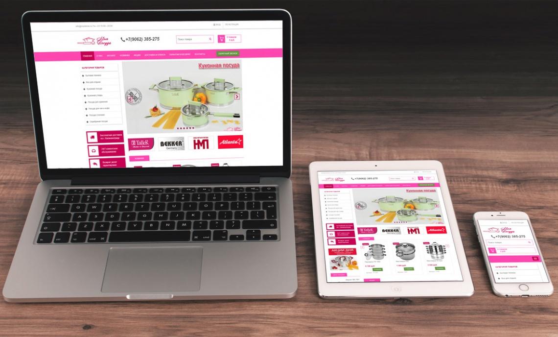 как дизайн сайта может привести к успеху
