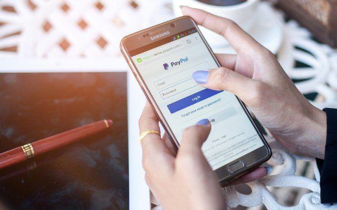 PayPal - вывод денег на счет