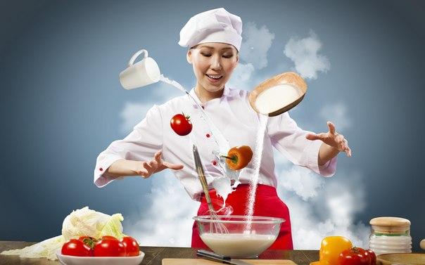 Сайт о кулинарии и его продвижение