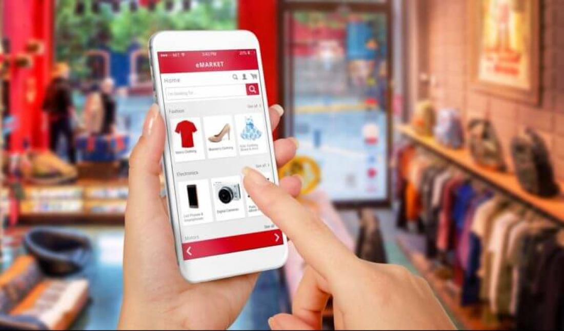 Покупки через смартфон не безопасны